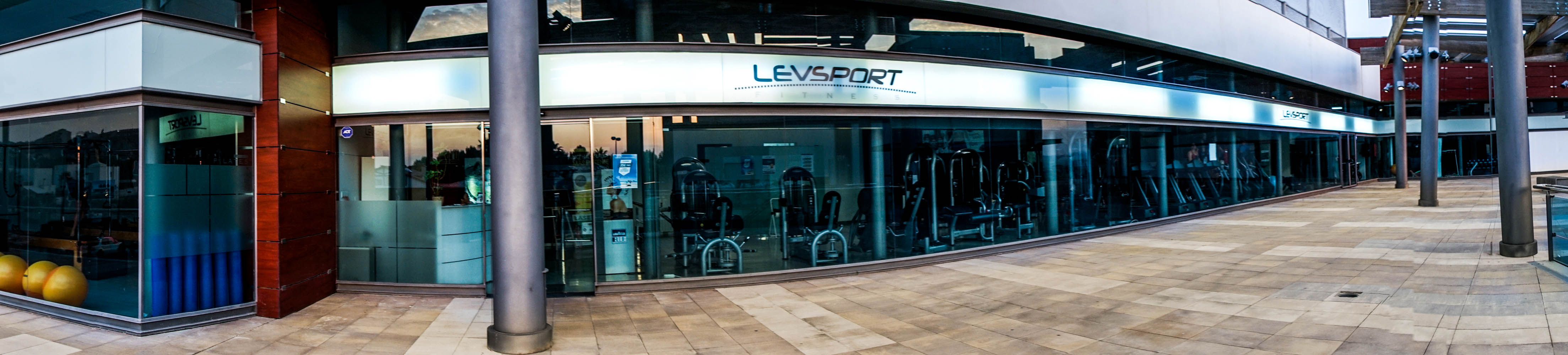 Levsport Gimnasio en Altorreal