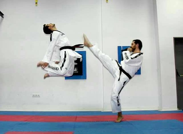 Escuela Taekwondo Altorreal